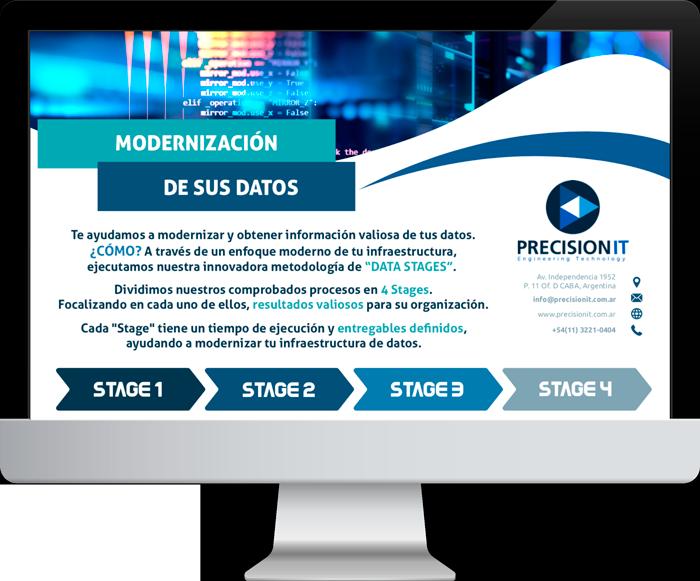 modernización de datos sql